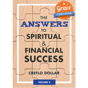 Answers to spiritual and financial success Vol2