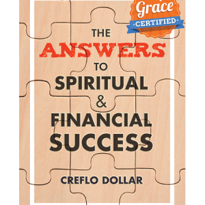The answers to spiritual and financial success