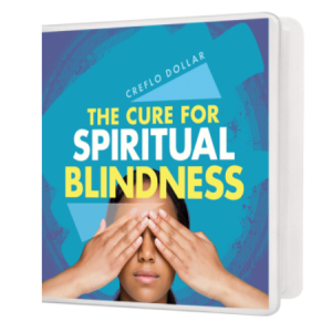 The cure for spiritual blindness