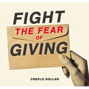 The fear of giving