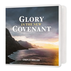 The glory in the new covenant