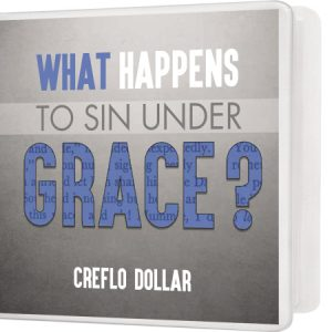What happens to sin under grace