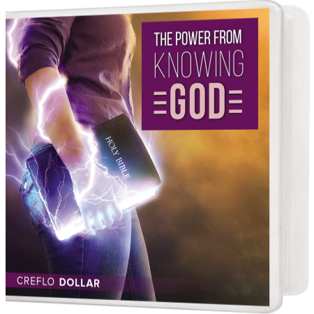 the_power_from_knowing_God