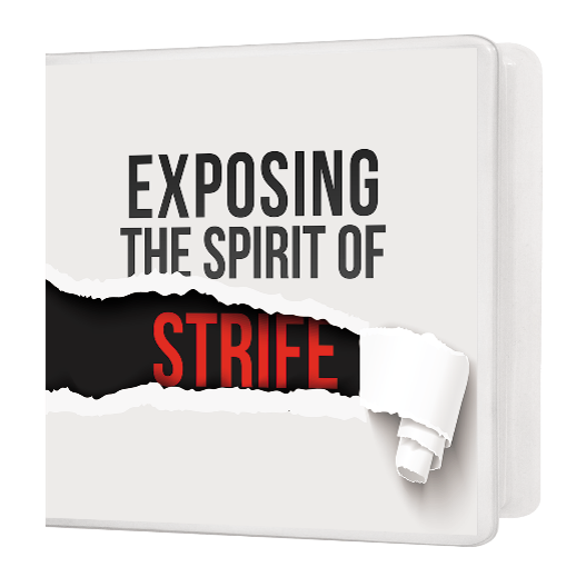 Exposing the Spirit of Strive